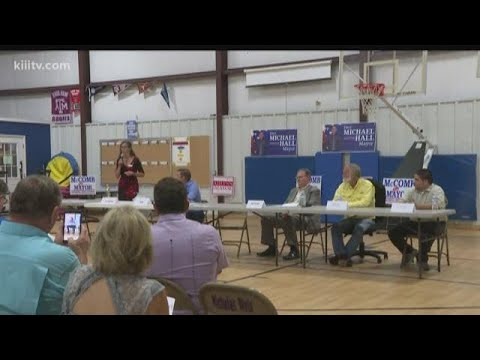 Island residents speak at forum