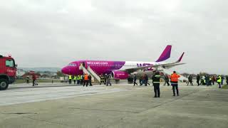 Accident aviatic la Aeroportul din  Cluj
