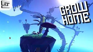 Grow Home Gameplay - AMAZING! PC - Part 2