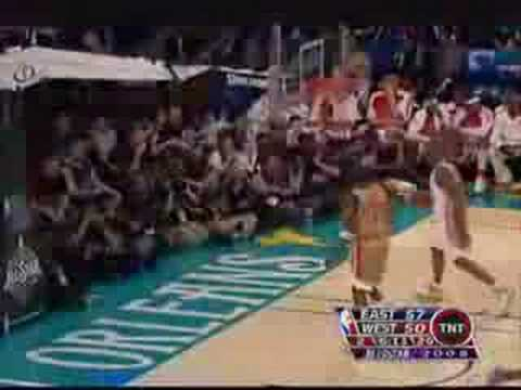 2008 All-Star Game NBA (Part 1)