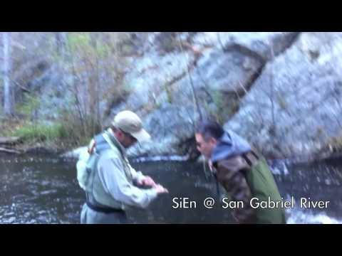 Vlog// Fly Fishing @ San Gabriel River