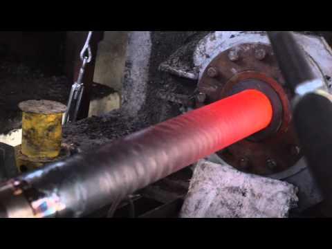 Машина непрерывного литья заготовок МНЛ-140