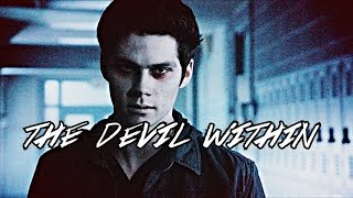 the devil within | nogitsune/stiles