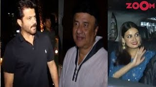 Anil Kapoor, Anu Malik, Dia Mirza & Others Spotted Over The Weekend