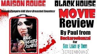 Video BARE BREASTED COUNTESS ( 1975 Lina Romay ) aka FEMALE VAMPIRE Horror Movie Reivew download MP3, 3GP, MP4, WEBM, AVI, FLV September 2017