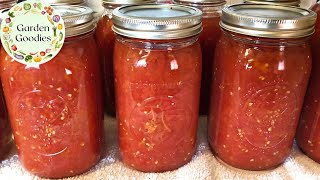 HOW TO PRESERVE YOUR TOMATO HARVEST WITH CANNING