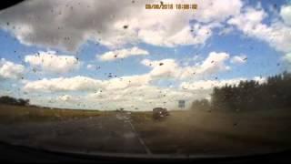 Смертельная авария в Увельском районе