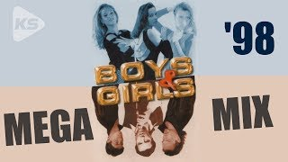 DISCO POLO DANCE: BOYS & GIRLS MEGAMIX '98