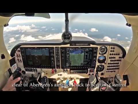 Mooney Ovation - transatlantic ferry flight - part 03