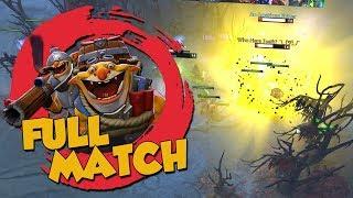 Dominated - DotA 2 Techies Full Match