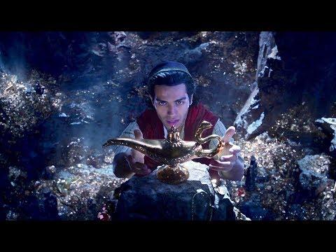 Youtube filmek - Aladdin - magyar szinkronos előzetes #1 / Családi kaland-fantasy