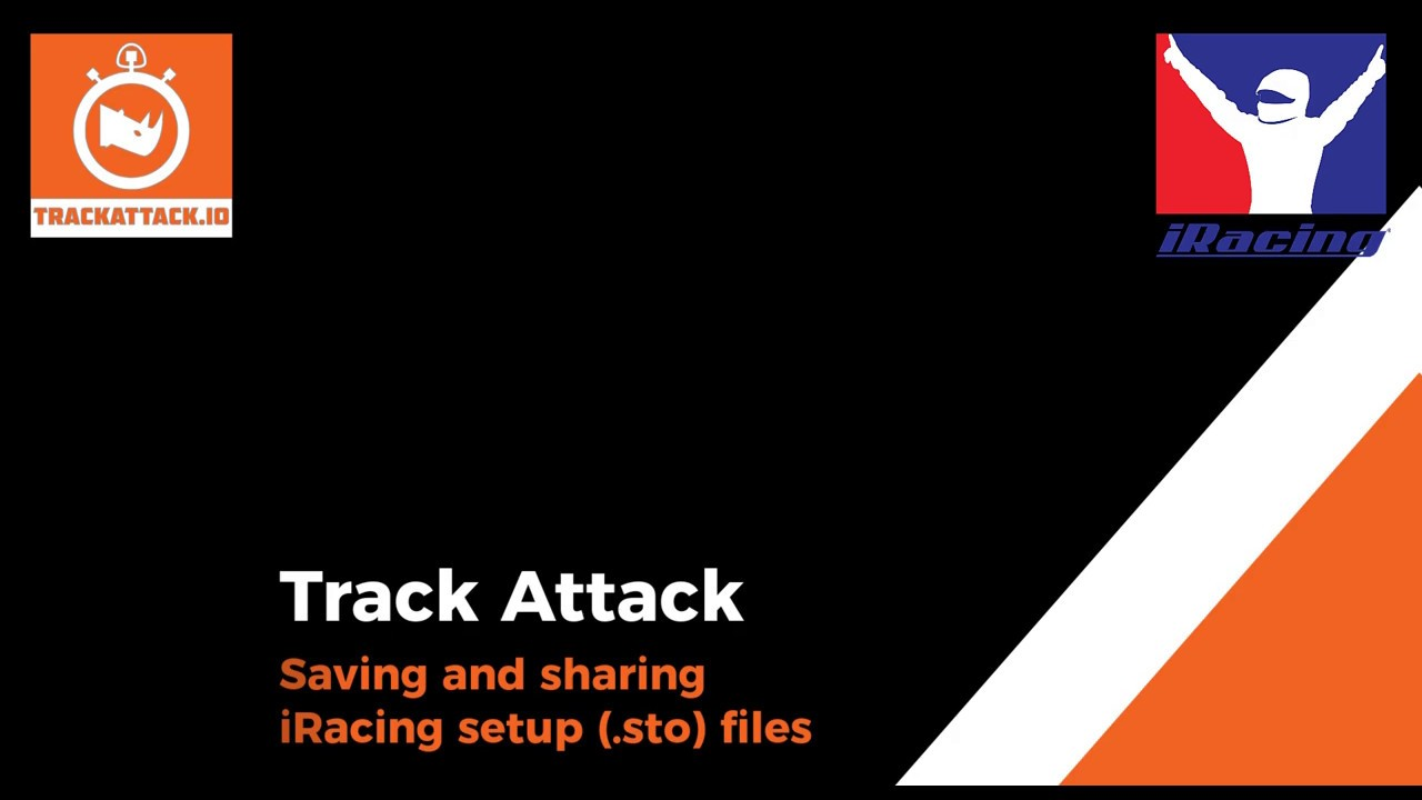 Sharing iRacing Setup  sto Files on Track Attack