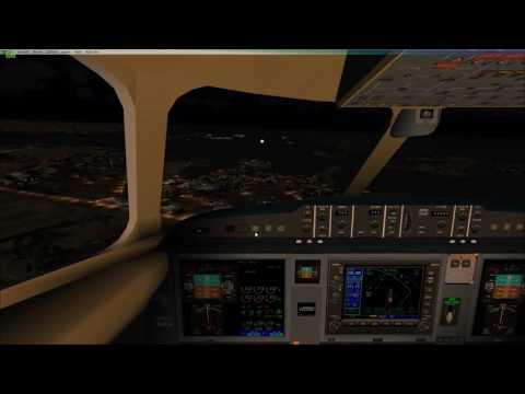 Landing Baghdad