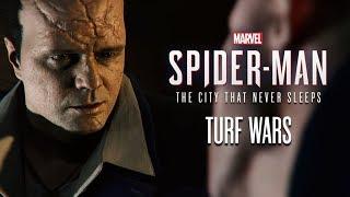 Spider-Man PS4 Turf Wars DLC Playthrough! - Lets Go!