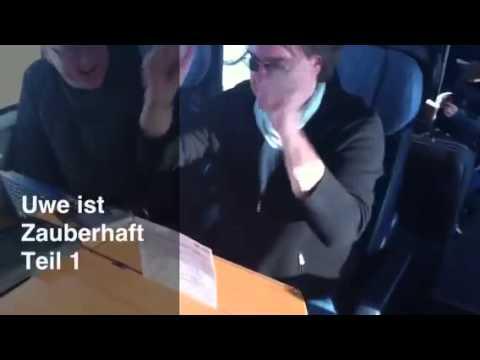 Uwe Schneider zaubert