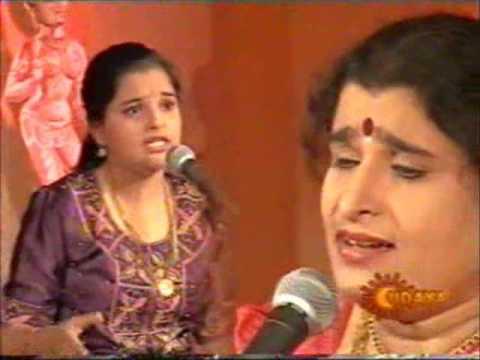 Vadiraja kriti-Dr.NAgavalli NAgaraj & Vidushi Ranjani Nagaraj-Madhuvamti