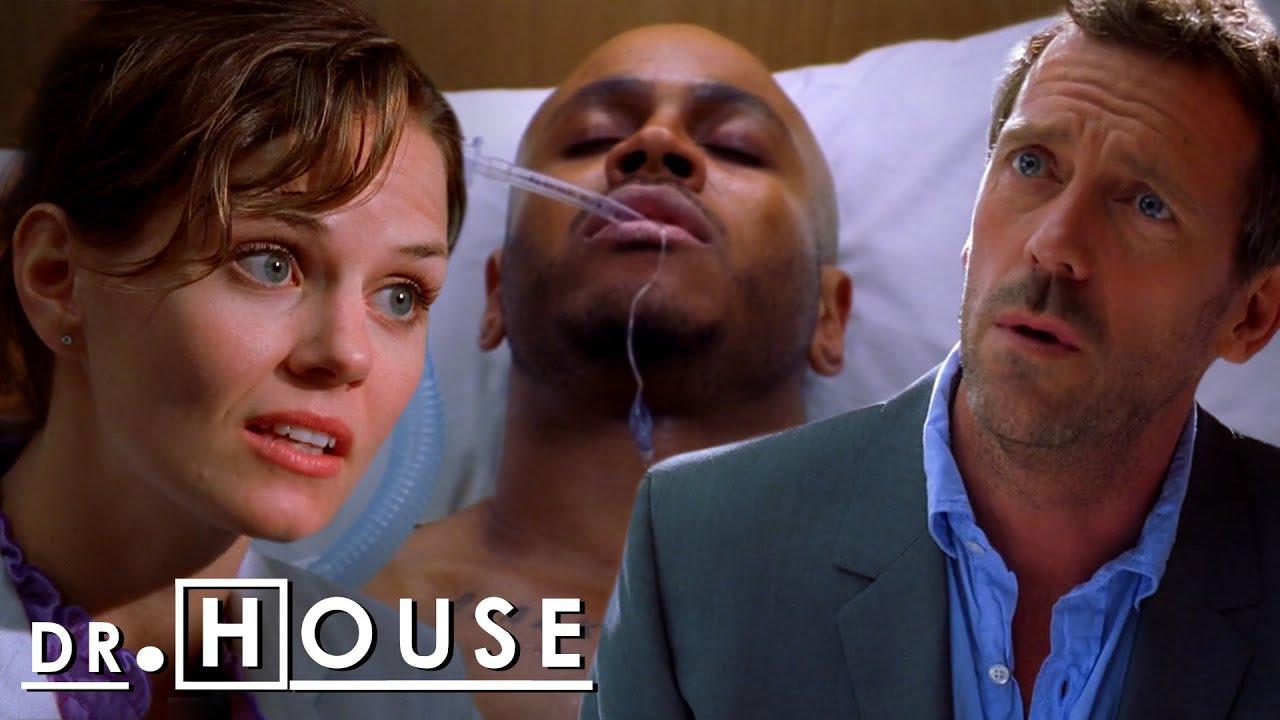 Salvando a un paciente condenado a pena de muerte | Dr. House: Diagnóstico Médico