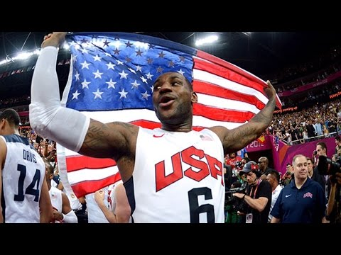 Basketball 2016 Olympics Trailer!!
