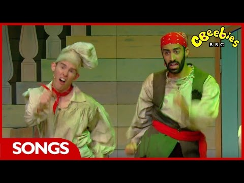 CBeebies Songs of Christmas Past | Tic Toc Croc