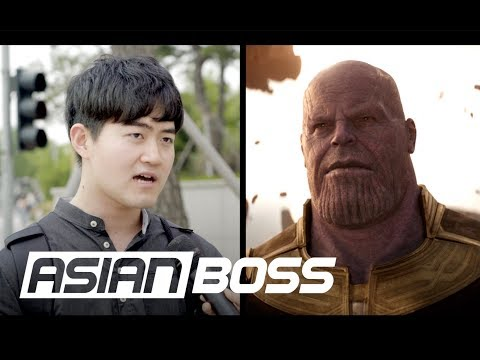 Why 'Avengers: Infinity War' Is Controversial In South Korea   ASIAN BOSS