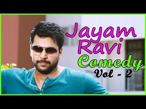Jayam Ravi Comedy Scenes | Vol 2 | Soori | Amala Paul | Hansika Motwani | Latest Tamil Comedy
