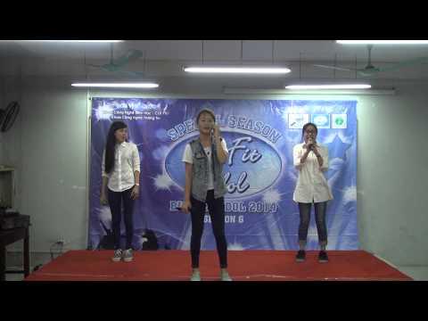 [Bio.Fit Idol 2014 - Biotech Idol 6 - Vòng Nhà Hát] Em Muốn - Thùy Dương, Thảo My & Phạm Phượng