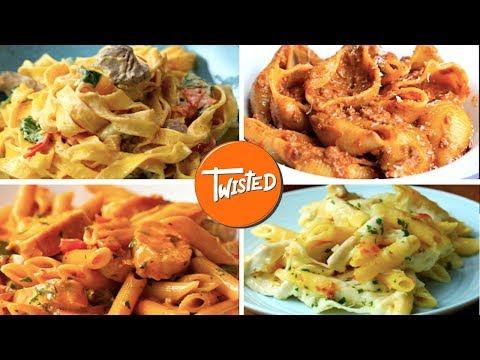 8 Creamy Pasta Dishes
