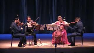 """""""Cuarteto de cuerda nº 1 en Fa Op. 18 nº 1"""" Beethoven"""