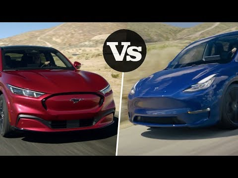 Ford Mach E Vs Tesla Model Y Vs Best Petrol SUVs - Why Electric Is A Better Choice Now