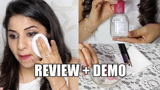 Bioderma Sensibio H2O | Review & Demo | Skicnare