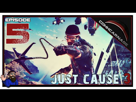 CohhCarnage Plays Just Cause 3 - Episode 5
