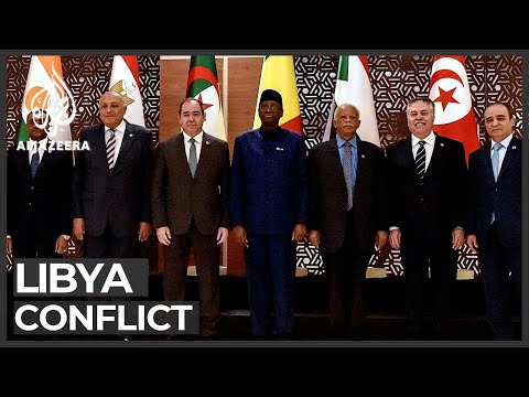 Al Jazeera English: African foreign ministers meet in Algeria over Libya conflict
