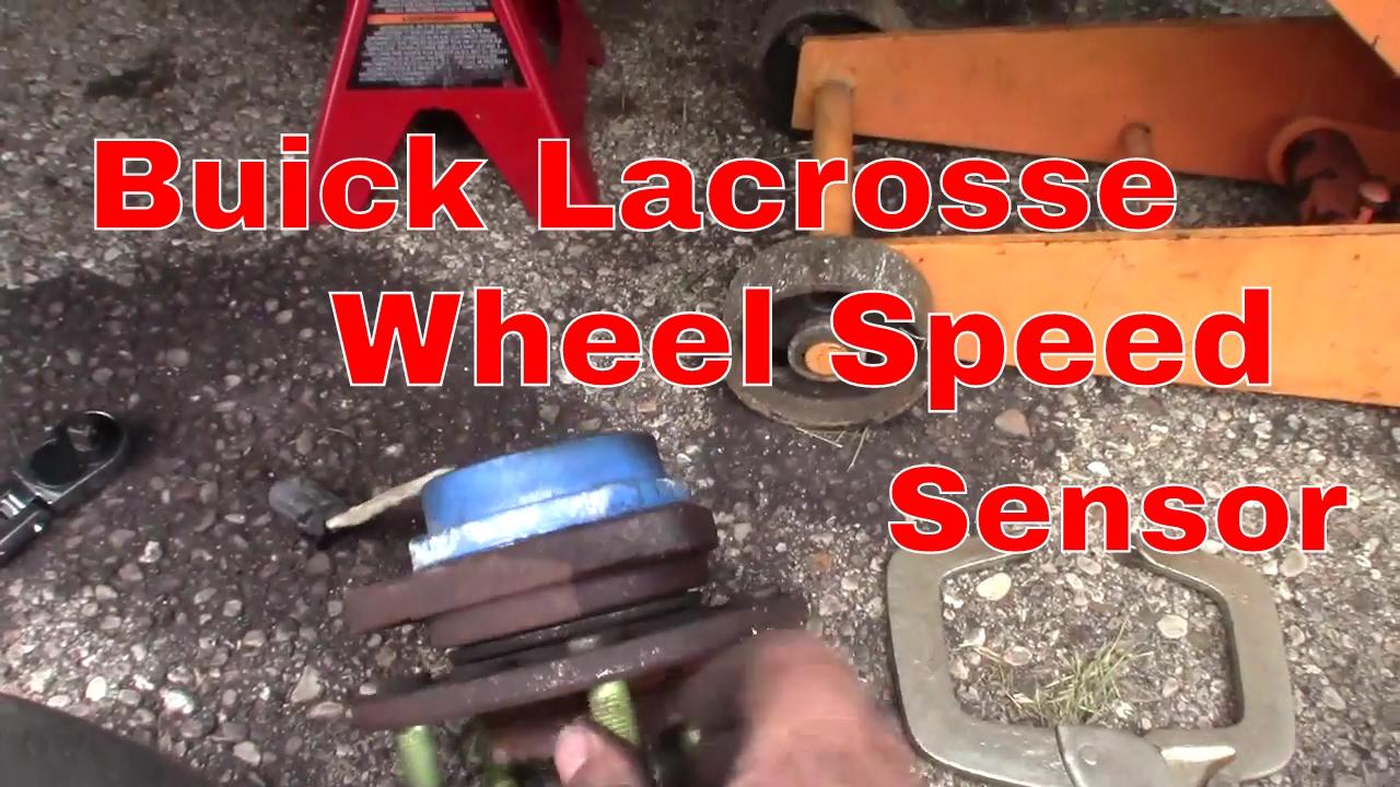 2009 buick lacrosse right wheel speed sensor circuit malfuntion [ 1280 x 720 Pixel ]