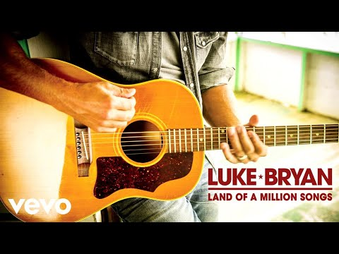 Luke Bryan - Land Of A Million Songs (Audio)