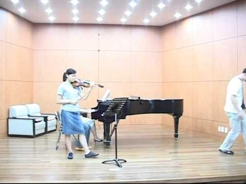 Dr.Eun Hwan Bai Masterclass, 2004 Violin Story Camp(67)