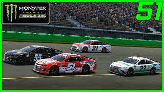 GET HARD FOR MENARD! | NASCAR Heat 3 Career Mode | Cup Series Hot Seat: Kentucky