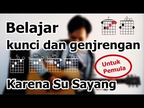 Belajar Genjreng Gitar Untuk Pemula-Pasti Bisa.