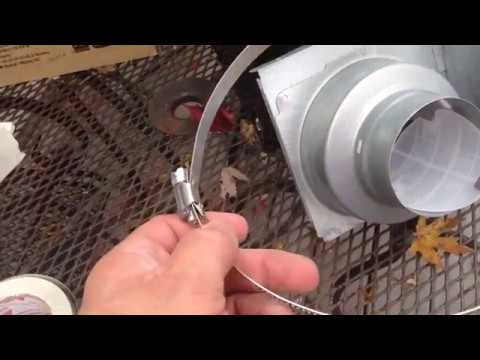 Panasonic Bath Fan Retrofit Install YouTube - How to install panasonic bathroom fan