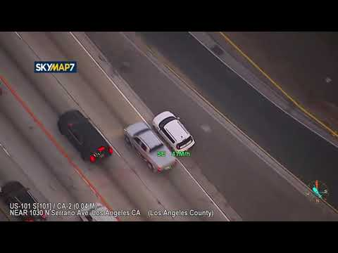 Joe Johnson - Guy Got Into a High Speed Police Chase to Fulfill His Lifelong Dream