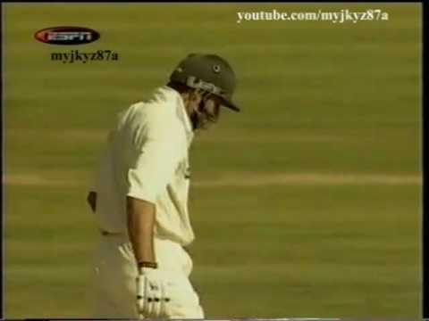 Venkatesh Prasad Test Carrier Best Bowling 6/33 vs Pakistan 1999