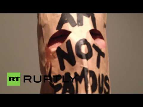 USA: Want to see inside the Shia LaBeouf art exhibition?