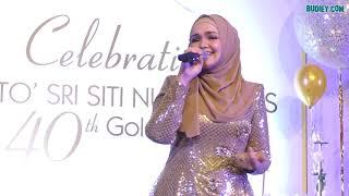 Siti Nurhaliza - Can't Take My Eyes Off You #SitiGolden40th MP3