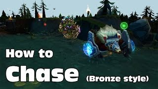Bronze Chase - League of Legends Short