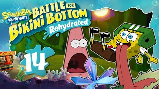 Hardcore SEETANGRUTSCHE im SEETANGWALD 🧽 SPONGEBOB: BATTLE FOR BIKINI BOTTOM REHYDRATED #14