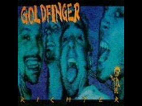 Goldfinger - Here In Your Bedroom