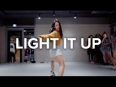 Light It Up  Major Lazer ft Nyla  Mina Myoung Choreography