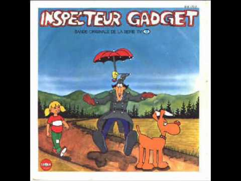 Inspector Gadget   Penny's Theme with French vocals