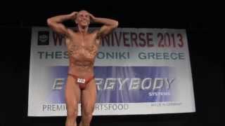 Ioannis Litras (GRE), WFF Universe 2013