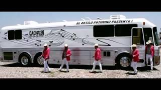 """CACIQUES DE SAN LUIS """"EL TIRADO (VIDEO OFICIAL)"""" OSCAR PRODUCCIONES"""