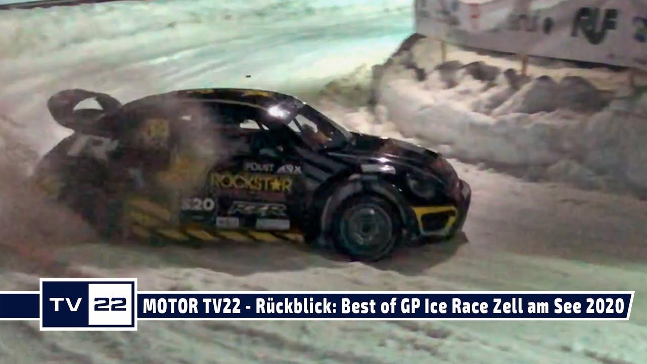 MOTOR TV22: Rückblick - Best of GP Ice Race Zell am See 2020